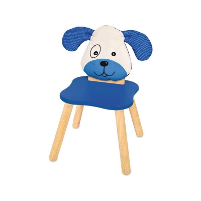 Childrens chair - dog - 310x310x550 mm