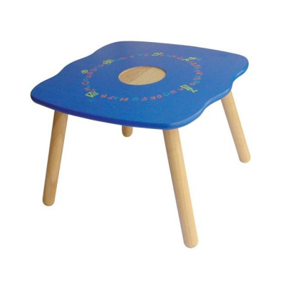 Kids table blue - 430mm