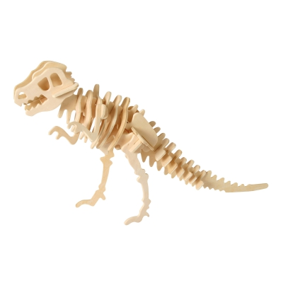 Wooden Puzzle Dino-skeleton
