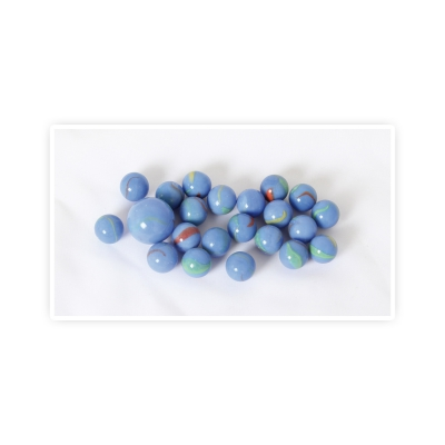 marbles blue