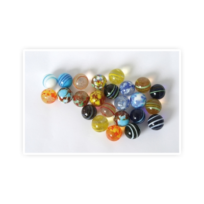 Glass marbles 20 mm