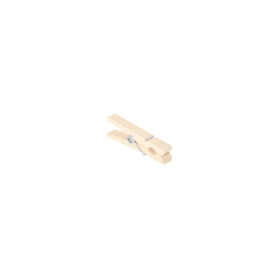 Mini Wooden Clip 45 mm