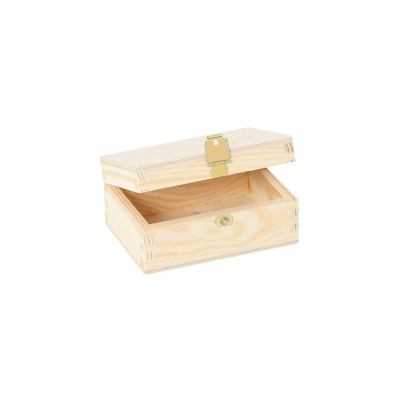 Box with Latch