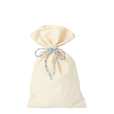 Cotton bags -  ca. 260 x 160 mm - long - cotton
