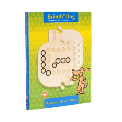Br�ndiDog - Extension for 6 players - Brettspiele