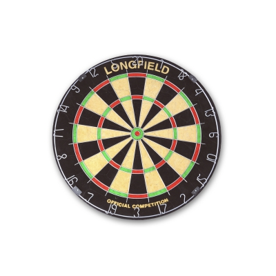 Dart Board Nylon Flock