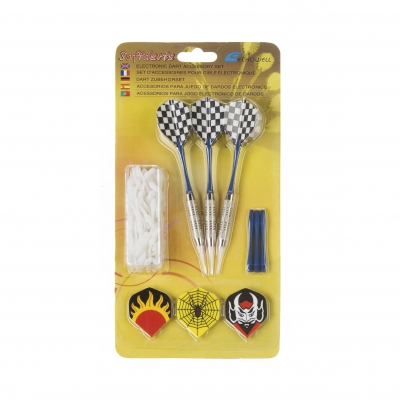 Brass Darts Set II