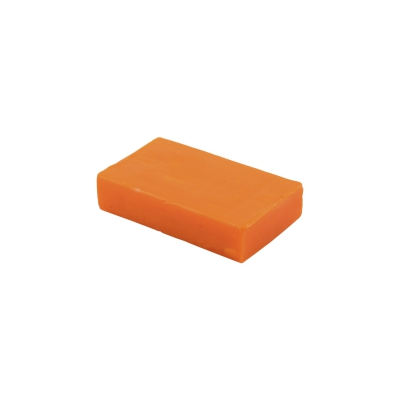 Knete - Fantasia - Blockform 100 g - orange - Brettspiele