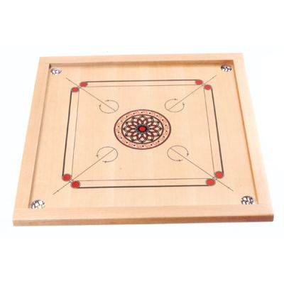 Carrom A - Indien Billiard