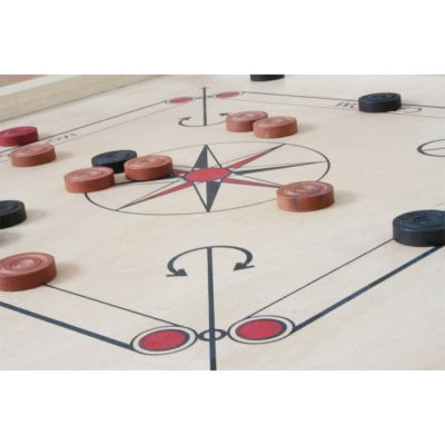 Carrom Semi - Indien Billiard