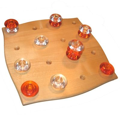 Kubana - Four Wins 3D - bright gameboard - Brettspiele