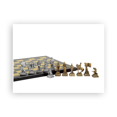 Chess figures - American Civil War - King size 60mm