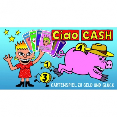 Ciao CASH - in the hunt for fortune