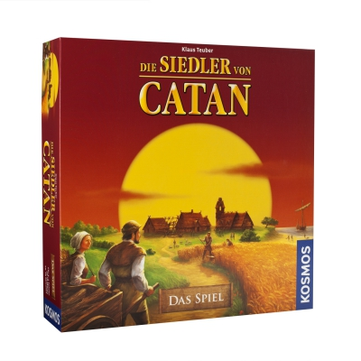 The Settlers of Catan - Base Game - explore a new world
