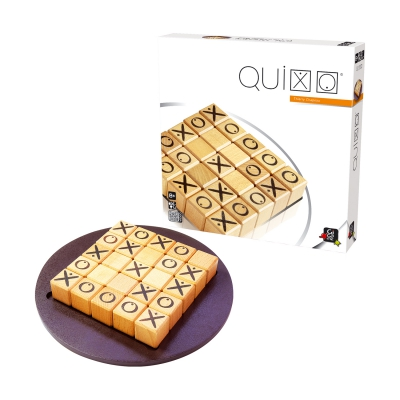 Quixo Classic - Cubes that move and push each other around