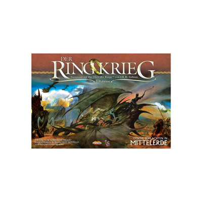 War of the Ring 2nd Ed. - UPGRADE KIT