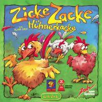Zicke Zacke Hühnerkacke - Ein rasantes Gedächtnisrennen