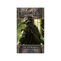 Lord of the Rings LCG - The Stewards Fear - Against the Shadow 1