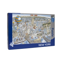 New York - jigsaw puzzle