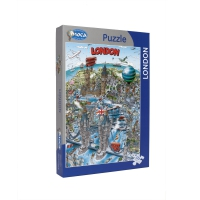 London - jigsaw puzzle