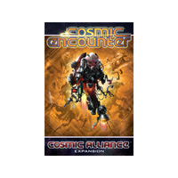 Cosmic Encounter - - Cosmic Alliance Expansion