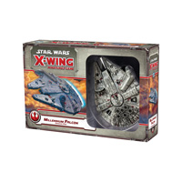 Star Wars X-Wing - Millenium Falcon Expansion Pack ENGLISCH