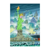 Miss Liberty - Puzzle