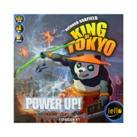 King of Tokyo - - Power Up - Erweiterung