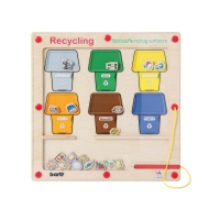 Learn to sort and recycle