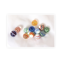 marbles stripes 25 mm