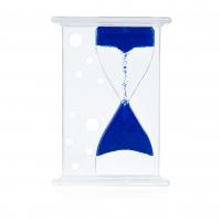 Sanduhr JAZZ - blau - 20 Minuten