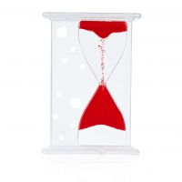 Hourglass - JAZZ - red - 20 minutes