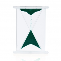 Sanduhr TECHNO - grün - 30 Minuten