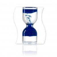 Sanduhr TANGO - blau - 5 Minuten