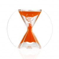 Sanduhr SOUL - orange - 4 Minuten
