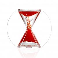 Sanduhr SOUL - rot - 4 Minuten