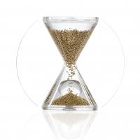 Sanduhr OPERA - gold - 3 Minuten