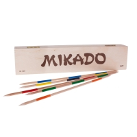 Mikado - Pick-up sticks - 27 cm - wooden box