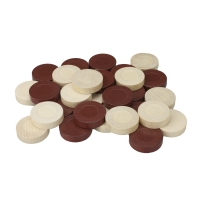 Backgammon stones - substitute or replacement kit - 28 mm
