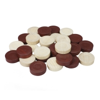 Backgammon stones - substitute or replacement kit - 30 mm