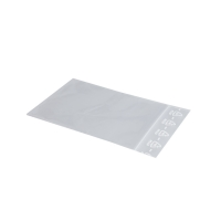 Pressure lock bags - resealable - 70 x 100 mm - 10 pcs