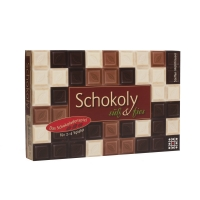 Schokoly - sweet and nasty - nibble and win