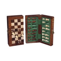 Magnetic Chess Set 17 x 9 cm