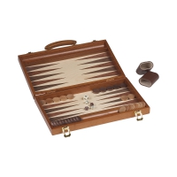Wooden Backgammon - 46 x 27 cm