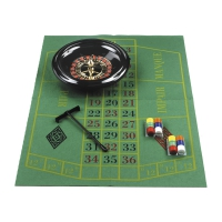 Roulette-Set - 30cm - with accessories