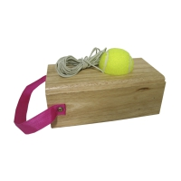 Tennis coach wooden anchor 1200g