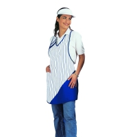 Bib Apron - royal blue