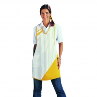 Bib Apron - yellow