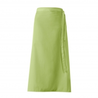 Bistro-Half Apron - apple green - 100x100 cm