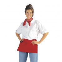 Pocket Apron - red - 50x27 cm